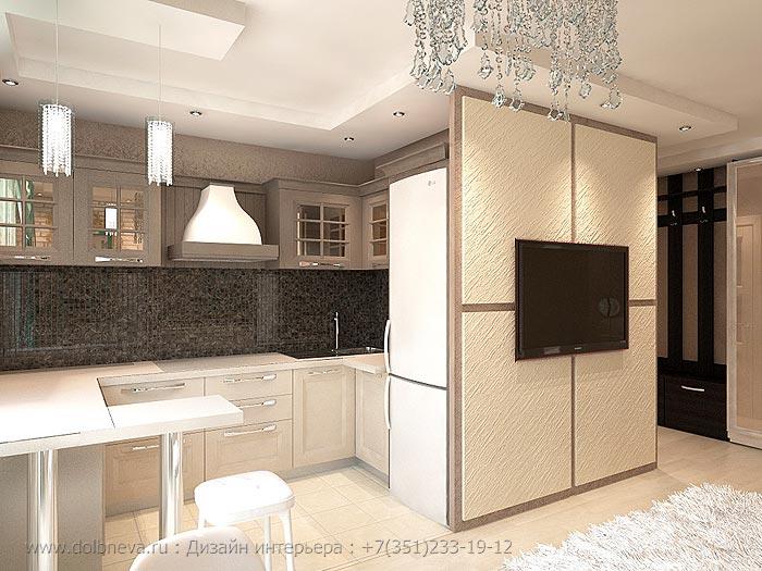Дизайн проект квартиры в челябинске
